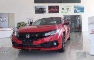 Bán xe Honda Civic E sản xuất 2019, màu đỏ, nhập khẩu giá 729 triệu tại Tp.HCM