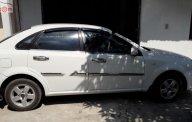 Cần bán gấp xe cũ Daewoo Lacetti đời 2011, màu trắng giá 195 triệu tại Tp.HCM