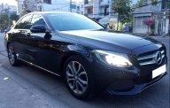 Cần bán lại xe Mercedes C200 sản xuất 2015, màu đen, xe nhập như mới giá 1 tỷ 700 tr tại Tp.HCM