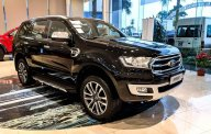 Sốc! Sốc-Giảm giá cực mạnh Ford Everest Titanium 2019, màu đen, xe nhập, hỗ trợ trả góp 80% giá 1 tỷ 147 tr tại Hà Nội