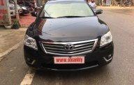 Cần bán xe Toyota Camry đời 2010, màu đen, giá 605 tr giá 605 triệu tại Phú Thọ