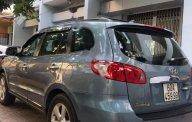 Xe Hyundai Santa Fe MLX năm sản xuất 2007, màu xanh lam, nhập khẩu giá 478 triệu tại Tp.HCM