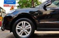 Cần bán xe Hyundai Santa Fe Evgt SLX năm sản xuất 2011, màu đen, nhập khẩu giá 765 triệu tại Hà Nội