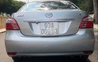 Cần bán xe Toyota Vios năm sản xuất 2012, màu bạc, giá chỉ 399 triệu giá 399 triệu tại Tây Ninh