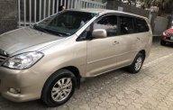 Cần bán lại xe Toyota Innova 2.0J đời 2011, màu vàng chính chủ giá 300 triệu tại Hà Nội