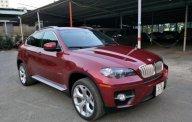 Bán xe BMW X6 3.0i đời 2008, màu đỏ, nhập khẩu   giá 700 triệu tại Tp.HCM