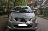 Bán gấp Toyota Innova 2.0G 2011, màu bạc, xe gia đình  giá 410 triệu tại Hà Nội