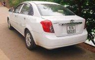 Cần bán Daewoo Lacetti năm sản xuất 2006, màu trắng, nhập khẩu nguyên chiếc giá 145 triệu tại Gia Lai