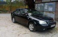 Cần bán lại xe Daewoo Lacetti đời 2006, màu đen, xe nhập giá 125 triệu tại Hà Nội