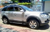 Cần bán gấp Chevrolet Captiva LT 2008, màu bạc, chính chủ giá 295 triệu tại Tp.HCM