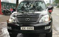 Bán Lexus GX đời 2008 màu đen, xe nhập nguyên chiếc, giá cả tốt giá 1 tỷ 385 tr tại Hà Nội