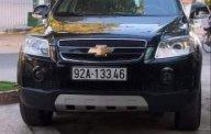 Cần bán Chevrolet Captiva LT sản xuất 2007, màu đen, nhập khẩu nguyên chiếc giá 270 triệu tại An Giang