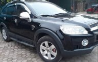 Bán Chevrolet Captiva LT sản xuất 2007, màu đen, số sàn giá 240 triệu tại Hà Tĩnh
