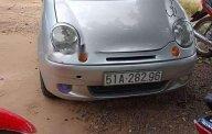 Cần bán lại xe Daewoo Matiz SE sản xuất 2007, màu bạc, nhập khẩu, giá tốt giá 100 triệu tại Tp.HCM
