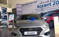 Cần bán xe Hyundai Accent 1.4 sản xuất 2019, màu bạc, giá 425tr giá 425 triệu tại Gia Lai
