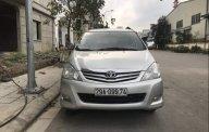 Bán Toyota Innova 2.0G năm 2011, màu bạc chính chủ giá 405 triệu tại Hà Nội