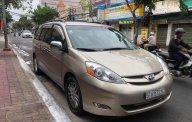 Bán ô tô Toyota Sienna LE năm sản xuất 2008, màu kem (be), nhập khẩu nguyên chiếc giá 740 triệu tại Tp.HCM