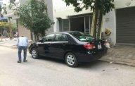 Cần bán xe Toyota Corolla altis năm sản xuất 2005, màu đen, nhập khẩu chính chủ giá 285 triệu tại Hà Nội