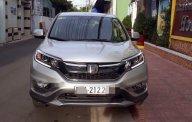 Bán Honda CR V 2.4AT sản xuất 2015, màu bạc chính chủ, giá chỉ 880 triệu giá 880 triệu tại BR-Vũng Tàu