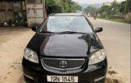Cần bán gấp Toyota Vios đời 2005, màu đen giá 207 triệu tại Phú Thọ