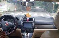 Bán Honda CR V năm 2007, màu đen chính chủ giá 515 triệu tại Hà Nội