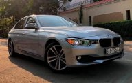 Bán BMW 3 Series sản xuất năm 2014, màu bạc, xe nhập giá 850 triệu tại Tp.HCM