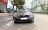 Bán BMW 5 Series 520i năm 2013, màu nâu, nhập khẩu nguyên chiếc giá 1 tỷ 180 tr tại Hà Nội