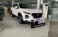 Bán xe Hyundai Santa Fe sản xuất 2019, màu trắng giá 1 tỷ 140 tr tại Hà Nội
