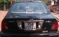 Gia đình bán Ford Laser GHIA 1.8 MT đời 2003, màu đen giá 175 triệu tại Thái Bình