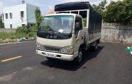 Xe tải Jac 2 tấn 4 thùng dài 4m3 động cơ Isuzu hỗ trợ vay cao  giá 370 triệu tại Tp.HCM