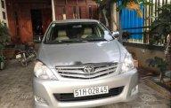 Bán Toyota Innova 2.0G đời 2011, màu bạc, xe gia đình giá 413 triệu tại Tp.HCM