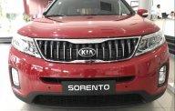 Bán xe Kia Sorento 2019, màu đỏ giá 799 triệu tại Tp.HCM