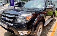 Bán ô tô Ford Ranger XLT sản xuất 2010, màu đen, nhập khẩu, 368tr giá 368 triệu tại Tp.HCM