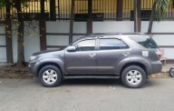 Bán ô tô Toyota Fortuner sản xuất năm 2010, màu xám giá 620 triệu tại Tp.HCM