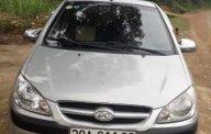 Bán Hyundai Getz sản xuất 2008, màu bạc, nhập khẩu nguyên chiếc giá 275 triệu tại Thanh Hóa