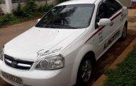 Bán xe Daewoo Lacetti đời 2011, màu trắng, nhập khẩu  giá 188 triệu tại Đắk Lắk