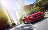 Bán ô tô Honda Civic 1.5 RS sản xuất 2019, màu đỏ, nhập khẩu nguyên chiếc, giá chỉ 920 triệu giá 920 triệu tại Tp.HCM