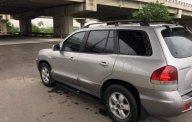 Cần bán lại xe Hyundai Santa Fe năm 2005, màu bạc chính chủ, giá chỉ 176 triệu giá 176 triệu tại Hà Nội