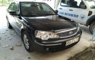 Bán ô tô Ford Laser năm sản xuất 2004, màu đen, nhập khẩu giá 210 triệu tại Kiên Giang