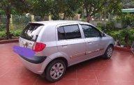 Bán xe Hyundai Getz MT đời 2010, màu bạc, nhập khẩu  giá 205 triệu tại Hải Phòng