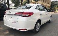 Bán Toyota Vios 1.5G sản xuất năm 2019, màu trắng, giá 606tr giá 606 triệu tại Tp.HCM