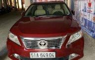 Cần bán lại xe Toyota Camry đời 2013, màu đỏ, 900tr giá 900 triệu tại Tp.HCM