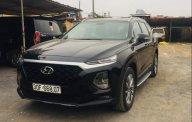 Cần bán lại xe Hyundai Santa Fe năm 2019, màu đen giá 1 tỷ 170 tr tại Hà Nội