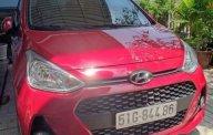 Bán Hyundai Grand i10 đời 2018, màu đỏ chính chủ giá 440 triệu tại Tp.HCM