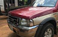 Bán Ford Ranger năm sản xuất 2004, màu đỏ giá 178 triệu tại Gia Lai