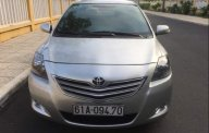 Bán ô tô Toyota Vios MT năm sản xuất 2013, màu bạc số sàn, sơn rin 90% giá 365 triệu tại Tây Ninh