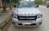Bán Ford Ranger XLT 2.5 MT 4x4, sản xuất 2010, ĐK 2011, màu bạc giá 335 triệu tại Hà Nội