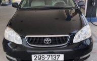 Cần bán xe Toyota Corolla altis 1.8MT năm sản xuất 2003, màu đen giá 235 triệu tại Hà Nội