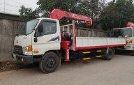 Bán xe Hyundai gắn cẩu 3 tấn - Thanh lý - Trả góp 90% giá 890 triệu tại Hà Nội