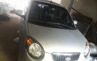 Cần bán gấp Kia Morning đời 2010, màu bạc, nhập khẩu xe gia đình giá 263 triệu tại Thái Nguyên